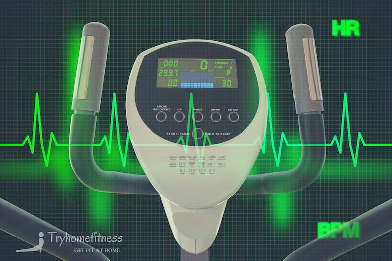 Cardio machine readouts
