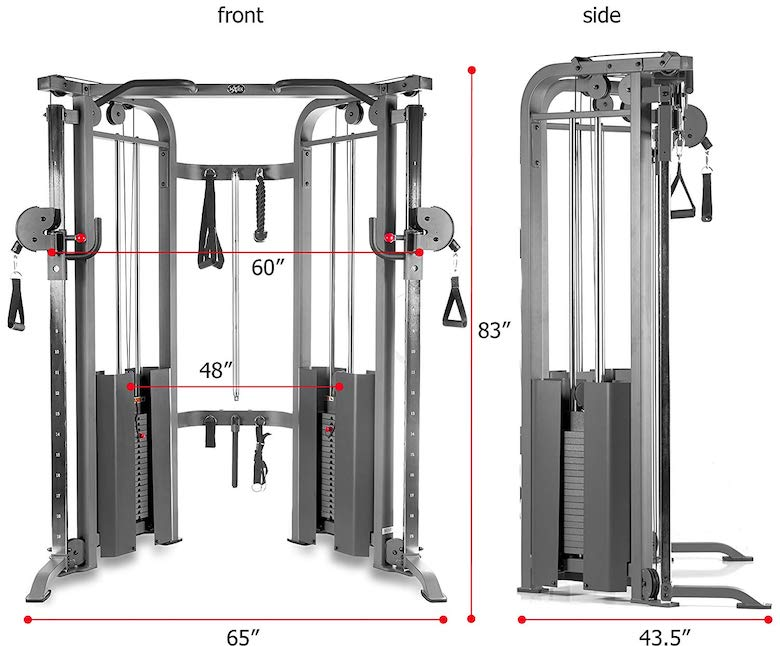 xmark the best functional trainer