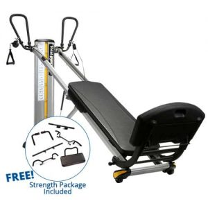 Total Gym GTS model with white background