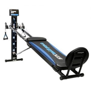 Total Gym model XLS with white background
