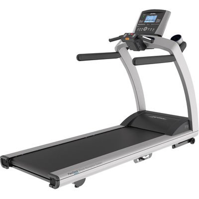 Life Fitness T5 best treadmill for a heavy person