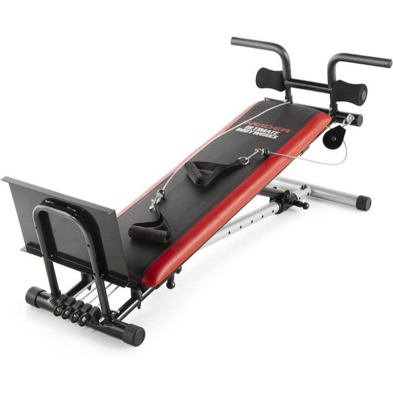Weider Ultimate Body Home Gym